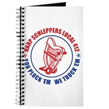 Harp Schleppers Local 412 Journal