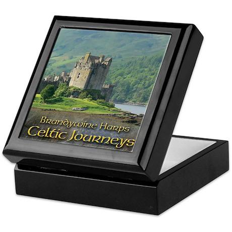 Celtic Journeys Keepsake Box