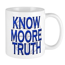 Michael Moore Speaks the Trut Mug