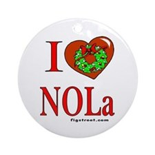 NOLa Ornaments Ornament (Round)