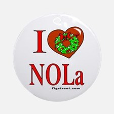 NOLa Ornaments Ornament (Round)