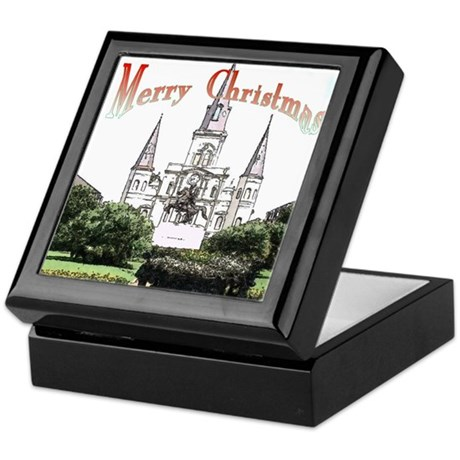 NOLa Ornaments Keepsake Box