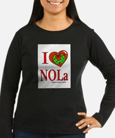 Funny New orleans christmas T-Shirt