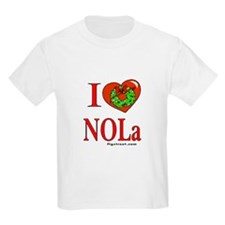 Cool New orleans christmas snowman T-Shirt