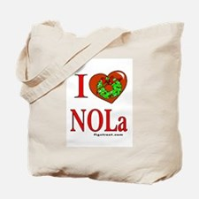Cool New orleans christmas Tote Bag