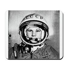 Yuri Gagarin Soviet Cosmonaut Mousepad