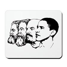 Barack Obama Socialist Mousepad