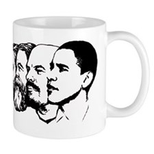 Barack Obama Socialist Coffee Mug