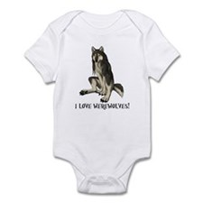 Unique Werewolves Infant Bodysuit