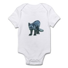 Pure Silver Fox Infant Bodysuit