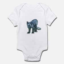 Pure Silver Fox Infant Bodysuit