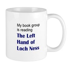 Loch Ness Title Mug