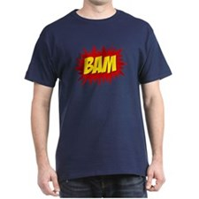 BAM Tee (dark)