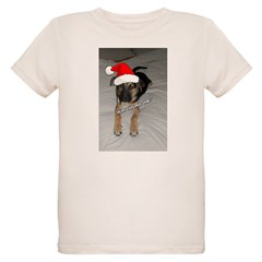 Christmas German Shepherd T-Shirt
