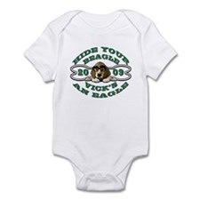 Vick Beagle Eagle Disguised Infant Bodysuit