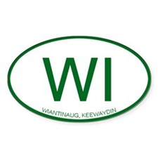 WI sticker