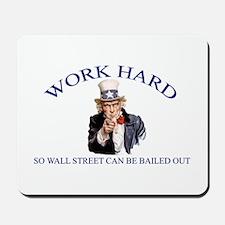 Work Hard Mousepad