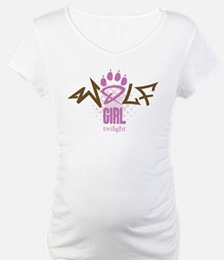 Twilight Wolf Girl Shirt