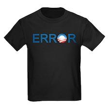Error T