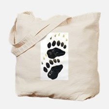 Cute Grizzly bear Tote Bag