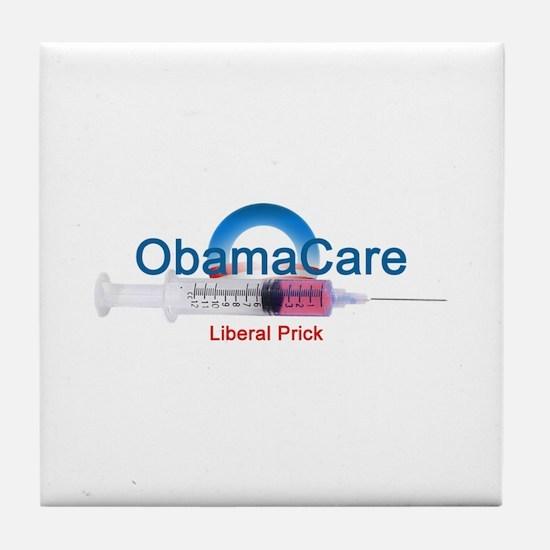 ObamaCare Tile Coaster