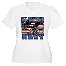 USN Husband T-Shirt