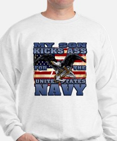 USN Son Sweatshirt