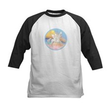 Clouds/Horse (Ar-W) Tee