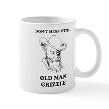 Cute Bearded cowboy Mug