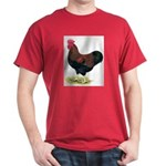 Partridge Rock Rooster Dark T-Shirt