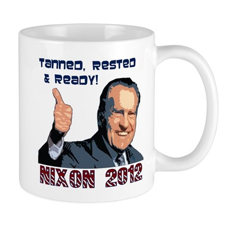 Tanned, Rested & Ready Mug