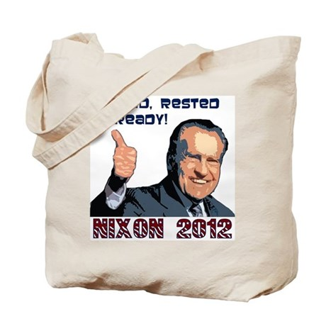 Tanned, Rested & Ready Tote Bag