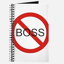 No Boss Journal