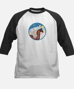 Clouds/Horse (Ar-Br) Tee
