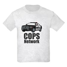 COPS Car T-Shirt