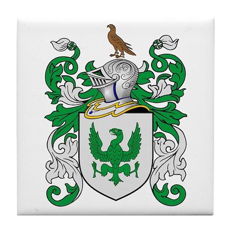 McHenry Crest Tile Coaster