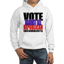 Vote Against All Republican Hoodie