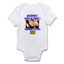 Funny Congress to the people Infant Bodysuit