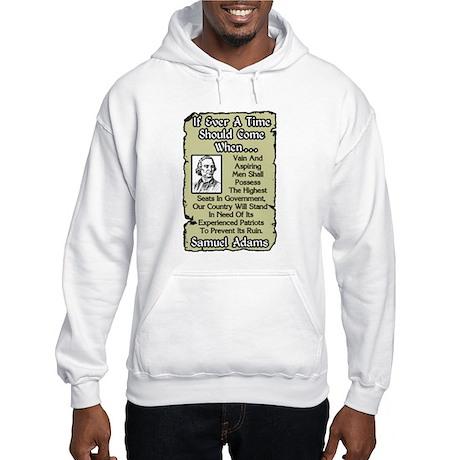 """Experienced Patriots"" Hooded Sweatshirt"