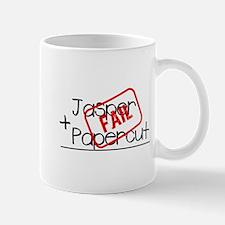 Jasper_Papercut_Fail Mugs