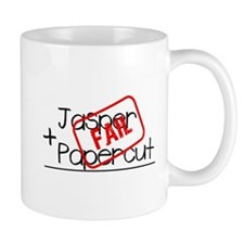Jasper_Papercut_Fail Mugs
