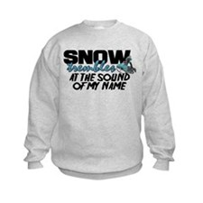 Snow Trembles Sweatshirt