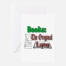 I Love Books Greeting Cards (Pk of 10)