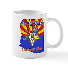 Arizona Flag Eastern Star Mug