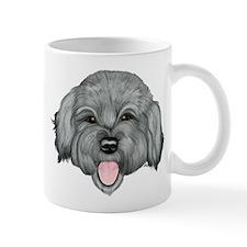 Grey Schnoodle Mug