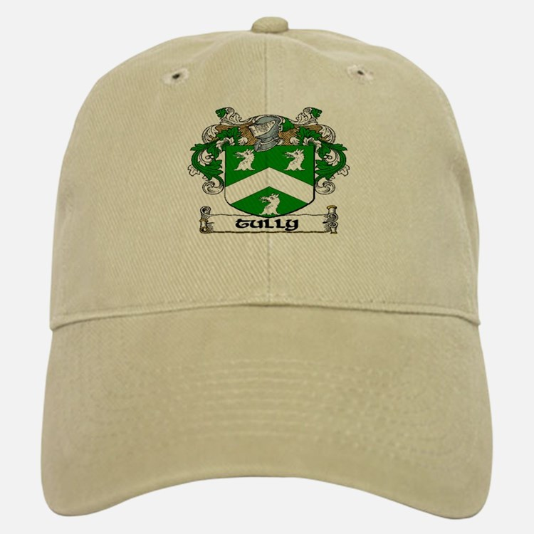 Tully Coat of Arms Baseball Baseball Baseball Cap