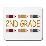 Fun 2nd Grade Mousepad