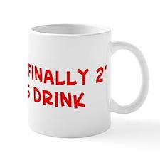 Daniel Is Finally 21 So Lets Mug