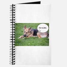German Shepherd Humor Journal