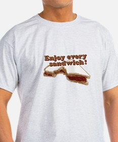 Enjoy Every Sandwich T-Shirt